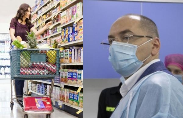 «Уряд помилився» Степанов назвав фейком новини про заборону продажу повсякденних товарів під час карантину