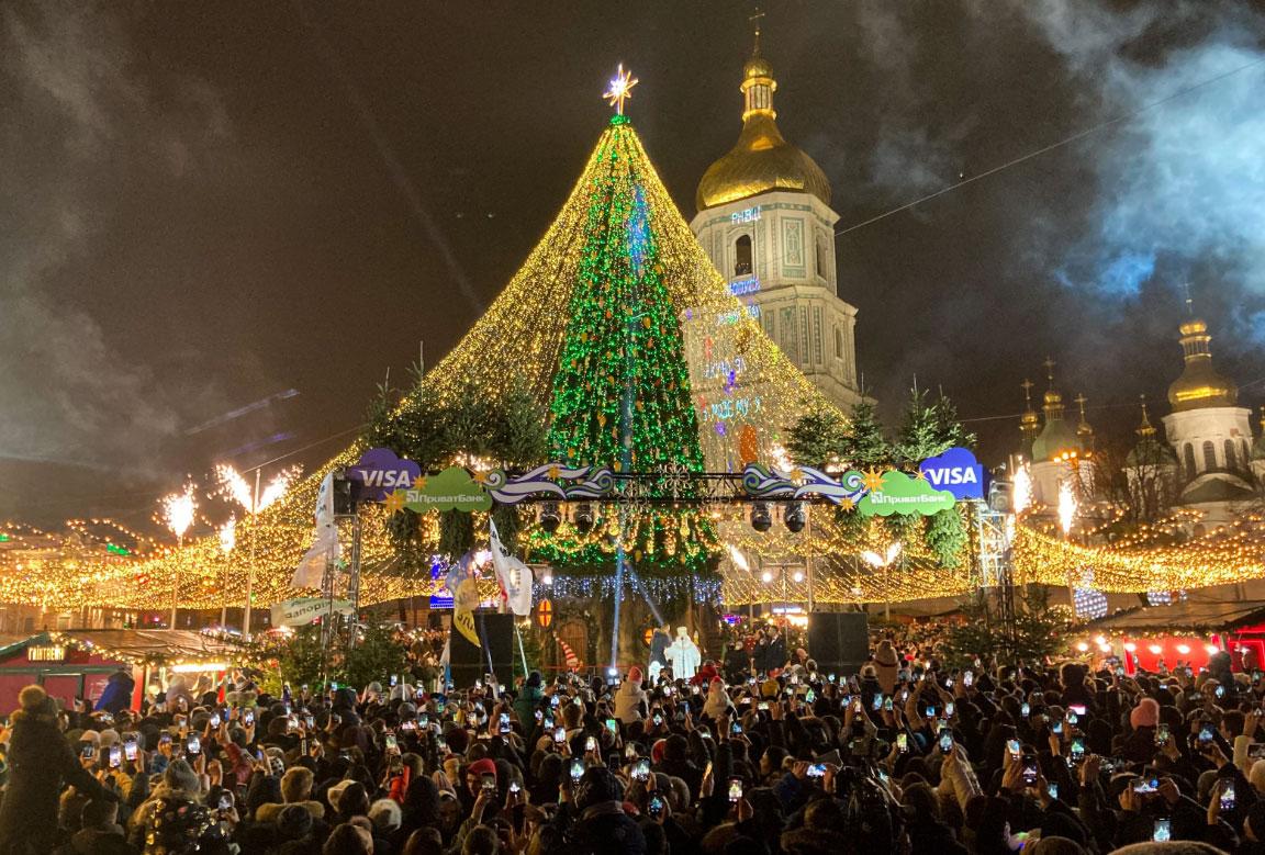 Зимний локдаун: какие ограничения будут действовать в Киеве с 8 до 24 января