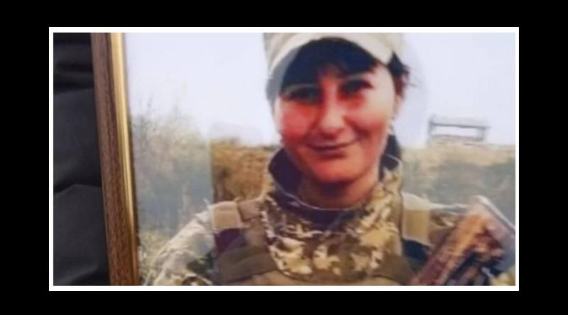 На Донбассе погuбла 29-летняя военнослужащая. У нее остались две маленькие дочери