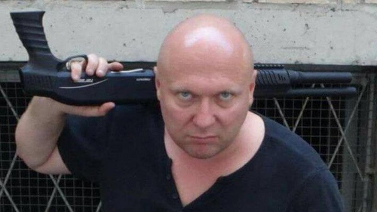 Киевский суд оправдал известного догхантера Святогора, на счету которого более 500 загубленных животных
