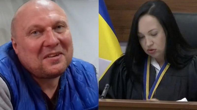 Знакомьтесь! Эта судья Шевченковского суда Оксана Голуб, которая оправдала догхантера Святогора