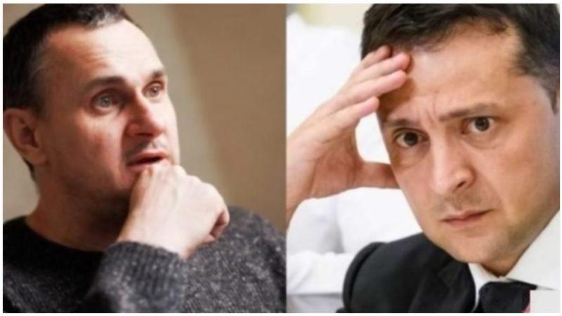 Сенцов Натякнув, Що Українці Обрали Собі «Неадекватного Президента»