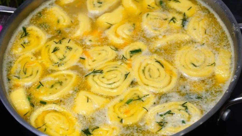 Насыщенный, сытный, ароматный суп из продуктов по доступной цене. Варю каждую неделю!