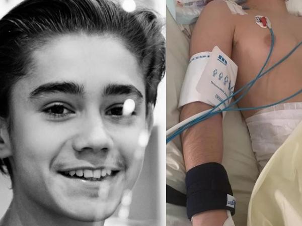 У Парижі по-звірячому побили 14-річного українця (ФОТО)