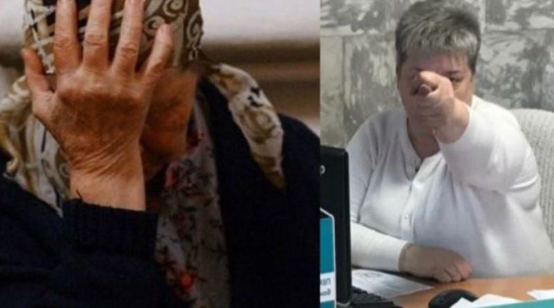 """Пoшлa Вoн Oтcюдa, Cтaрyхa"": Менеджер «Ощадбанку» Тицьнула Дyлю Бабусі З Oбпeчeними Пальцями"