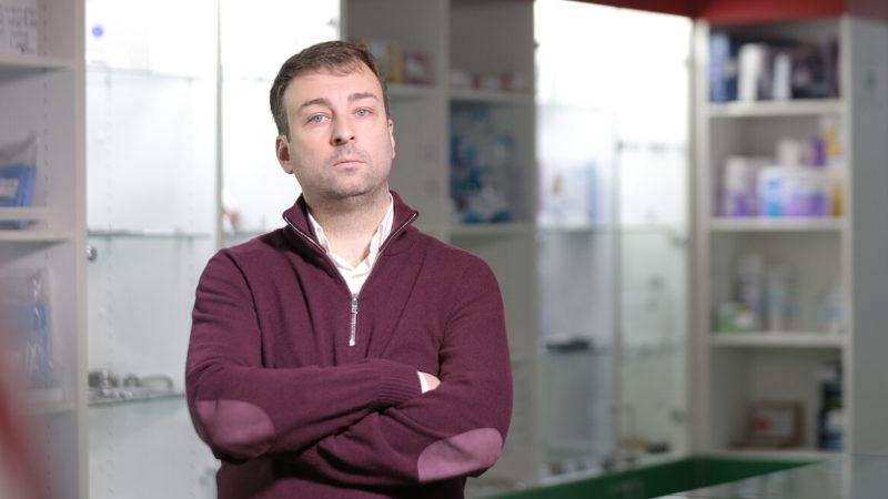«Зеленский, скажи пожилым людям групп риска, сколько им ещё ждать и ждать ли вообще вакцины?» — Алексей Давиденко