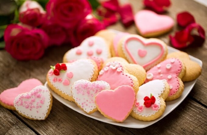 Печиво-валентинки: ТОП рецептів до Дня святого Валентина