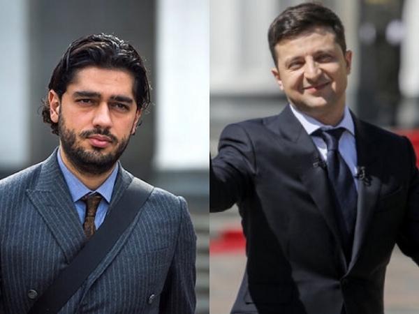 Зеленський заявив, що хоче йти на другий термін, – нардеп Гео Лерос