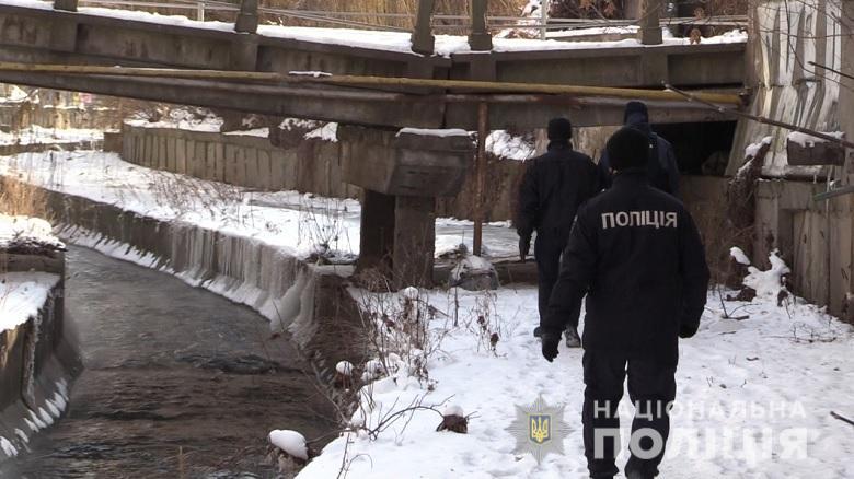 В реке Киева нашли тело военного, которого искали более 10 дней