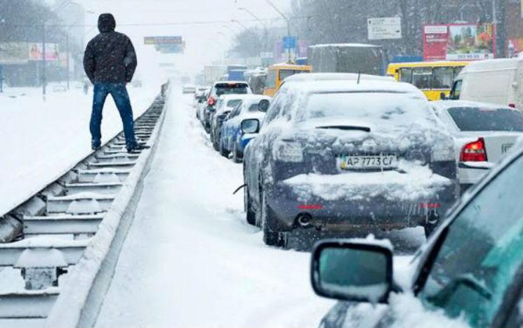 Випробування негодою триватиме – Київ і область знову засипле снігом