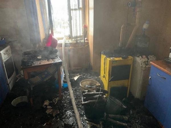 У священника на Рівненщині згорів будинок (ФОТО)