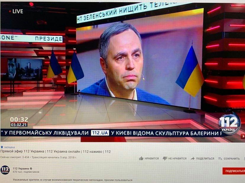 Андрей Портнов: «Будет гражданский раскол… Это закончится поражением власти»