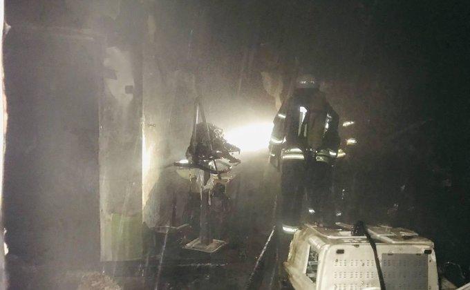 Врач рассказал о возможной причине пожара в реанимации Запорожья, где погибло 4 человека