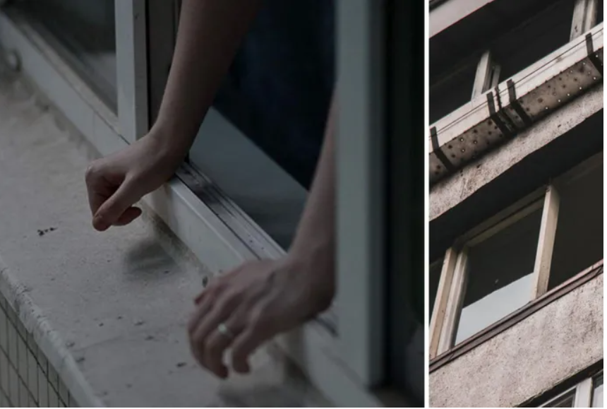 В Киеве девочка выпала с балкона 14-го этажа