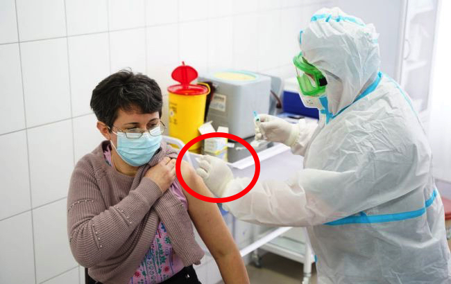 Тільки що стало відомо, як почувають себе перші вакциновані в Україні після індійської вакцини