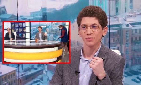 Мила підлогу в прямому ефірі з ведучими: українська прибиральниця стала зіркою інтернету (ВІДЕО)