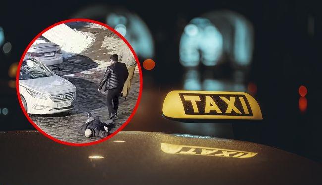 Стало известно, кого в центре Киева лишил жизни таксист-иностранец
