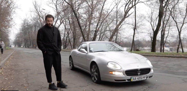 «Любитель скорости» Дубинский протаранил автомобиль на встречке