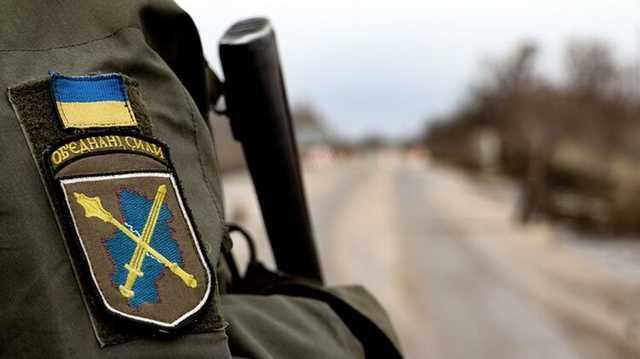 На Донбассе подорвался военный автомобиль, пострадали девять бойцов ВСУ