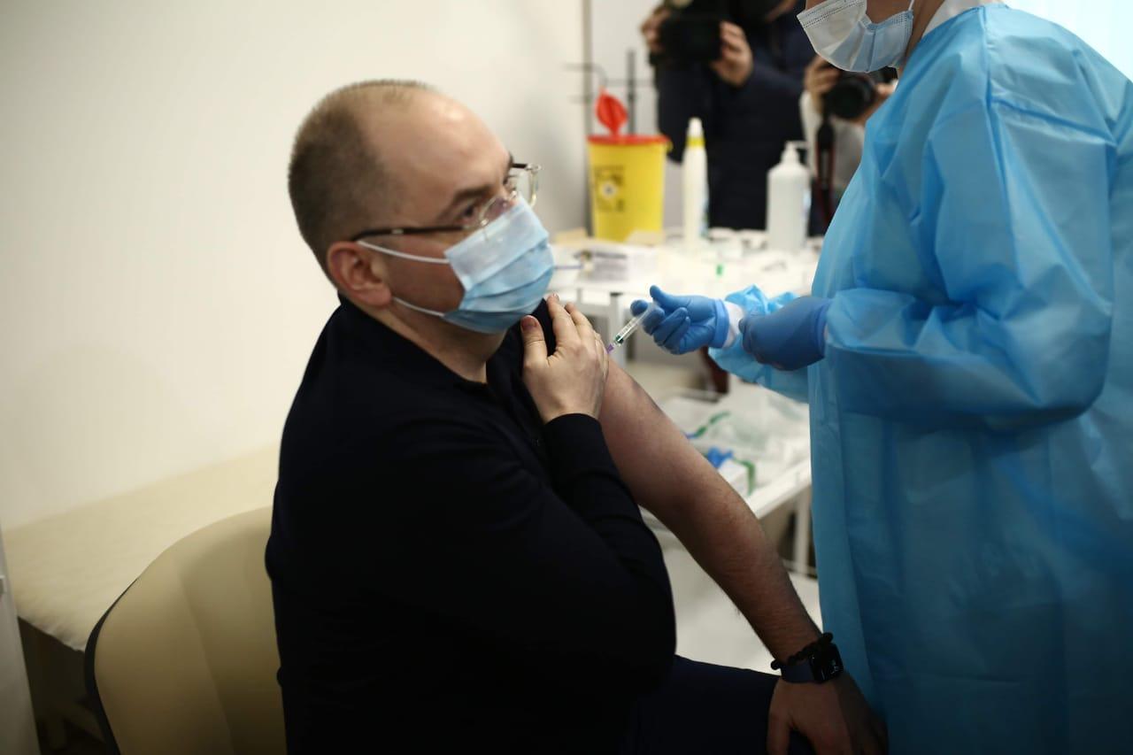 Степанов рассказал о побочных эффектах при вакцинации