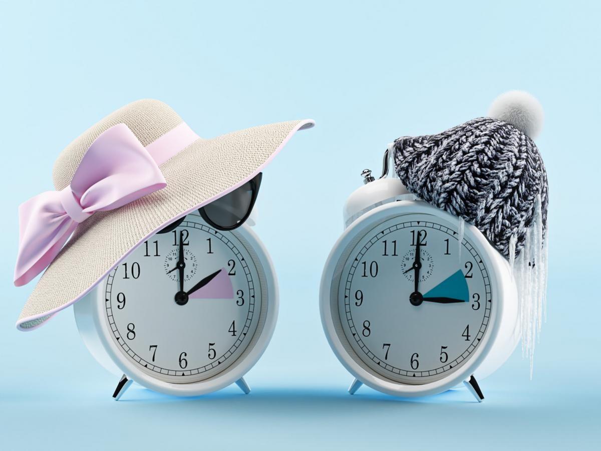 Украина может навсегда остаться на «зимнем» времени. Рада проголосовала за отмену перевода часов