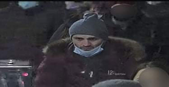 Увага! Розшук! Поліція Київщини розшукує чоловіка, який підозрюється у згвалтуванні 19-річної дівчини