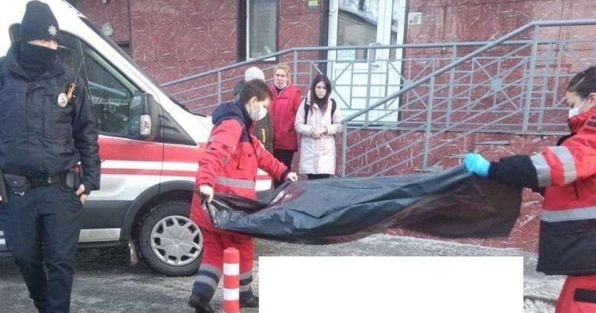 Геращенко рассказал, что заставило 14-летнюю девочку выпрыгнуть с 18-го этажа в Киеве