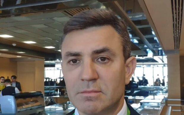 Я бультерьер Зеленского, – Тищенко отреагировал на слухи о новой должности. Видео