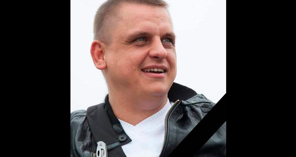 Помер місцевий благодійник Сергій Урбан. Йому було лише 35 років