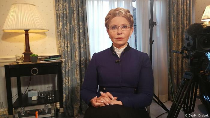 Тимошенко підтвердила готовність «Батьківщини» до коаліції зі «Слугою народу»