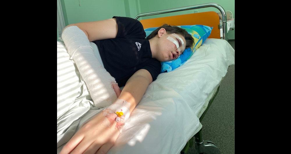 Под Киевом поезд сбил подростка. Семье нужна помощь