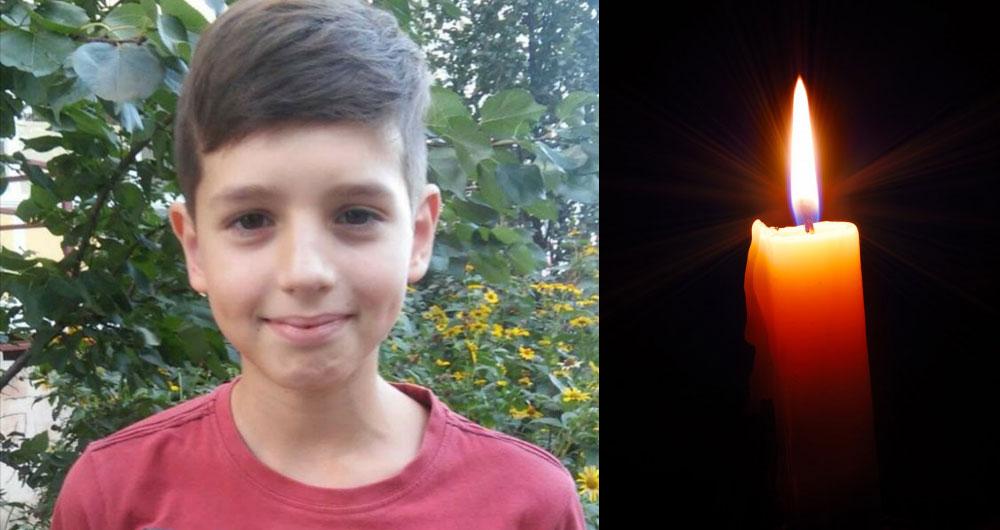 Боролся до конца: Скончался мальчик, которого в 2018 году сбил поезд на Троещине