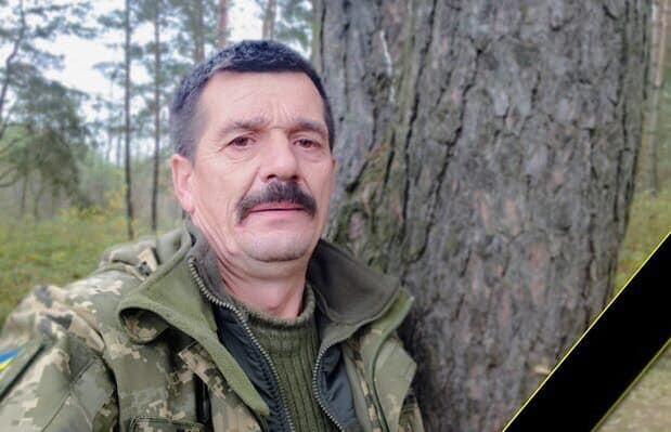 На Сході загинув 56-річний військовий з Хмельниччини. Вічна Слава Герою у віках!