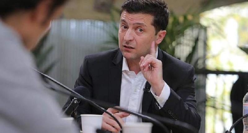 Зеленський пообіцяв заробіток з надр для всіх українських дітей (ВІДЕО)