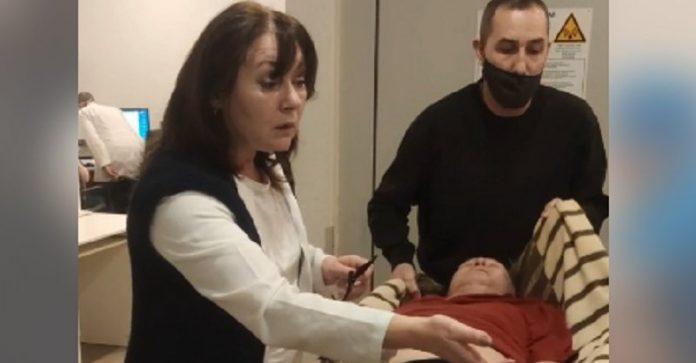 У Харкові п'яна лікарка приймала пацієнтів: скандальне ВІДЕО тільки що злили в мережу