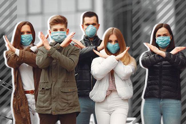 «Проср..ли вакцинацию, а теперь будут придумывать, как всех дополнительно в..ть» Кабмин запретил ходить по улицам без масок