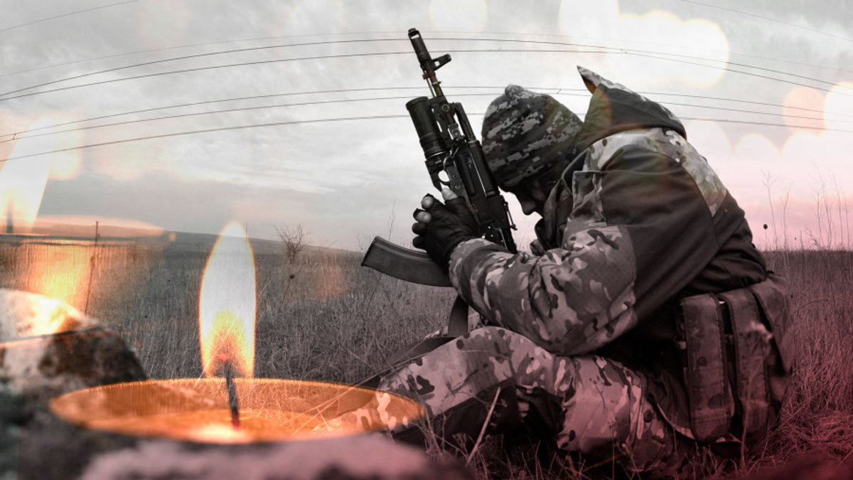 Плаче Україна! На Донбасі сьогодні загинули 4 українських військовослужбовців