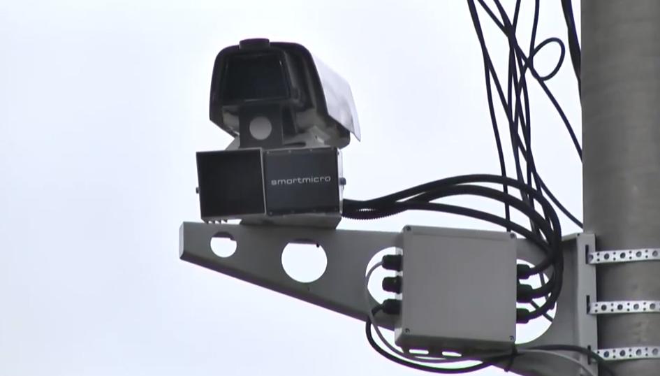 Камера фіксації швидкості, встановлена у Романівці, сертифікована і пройшла тестування МВС