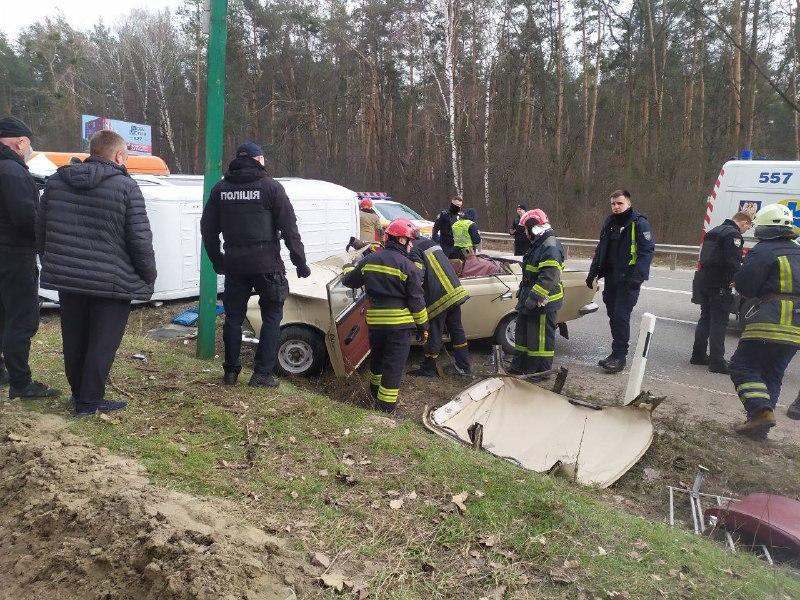 Скончалась жена водителя «Москвича», который устроил смертельное ДТП под Романовкой