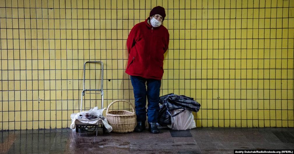 З 1 квітня в Україні підвищується пенсійний вік для жінок