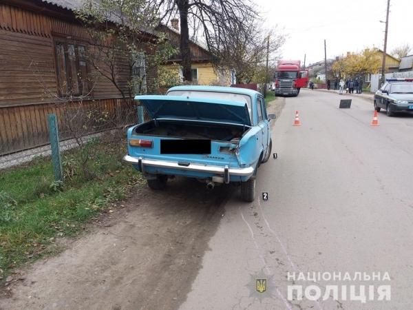16-річний хлопець скоїв смертельну ДТП на Рівненщині (ФОТО)