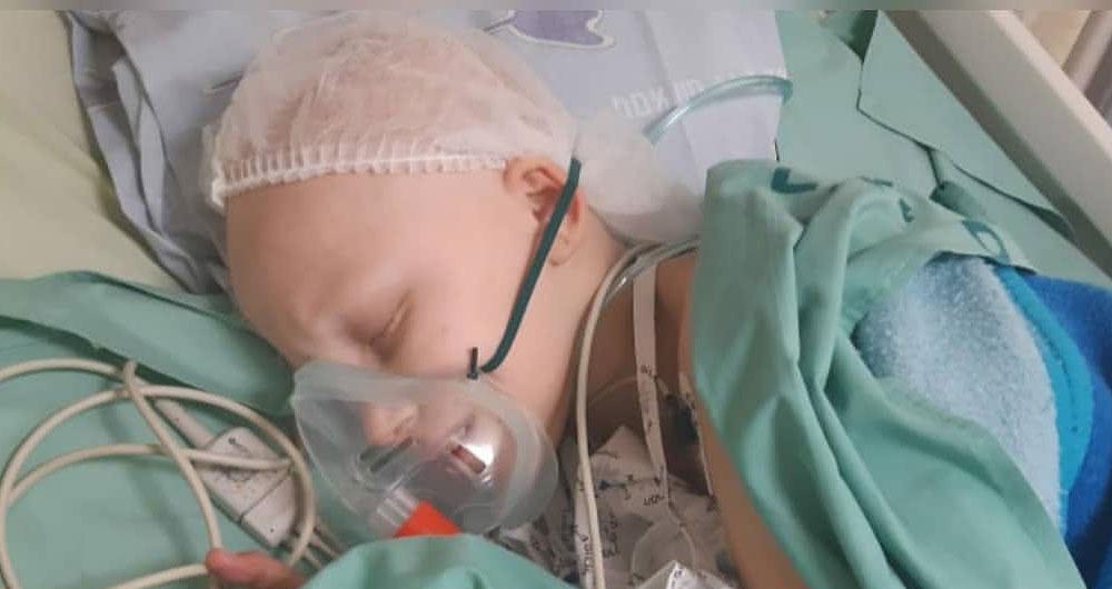 Вчера наша Ангелиночка снова настрадалась. Ангелина уже больше 3 недель без лечения!
