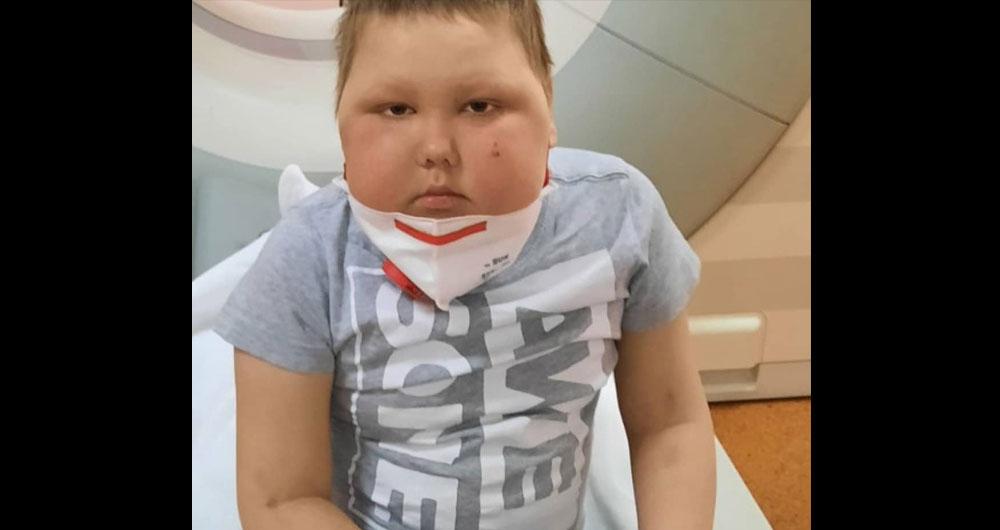 «Мы не можем его потерять»: Данечке Максакову диагностировали острый ЛИМФОБЛАСТНЫЙ лейкоз