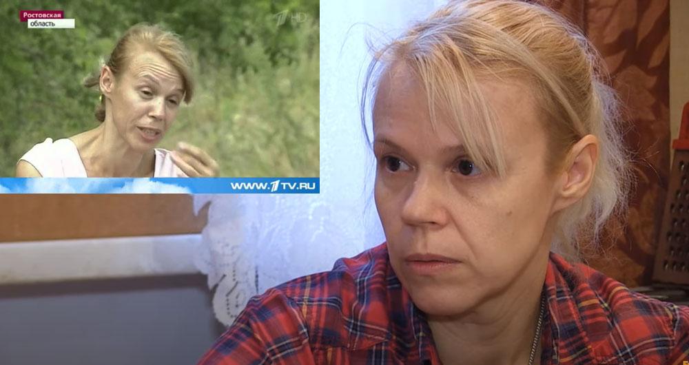 «Я жалею»: Журналисты разыскали Галину Пышняк, которая рассказала про «распятого мальчика». Видео