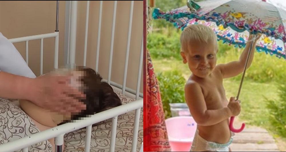 Состояние малыша, который выпал из окна детского сада в Запорожье. Видео