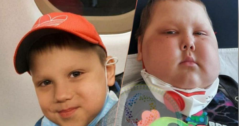 На фото один и тот же ребенок! Какие нужны здесь ещё слова, чтобы Данила заметили?