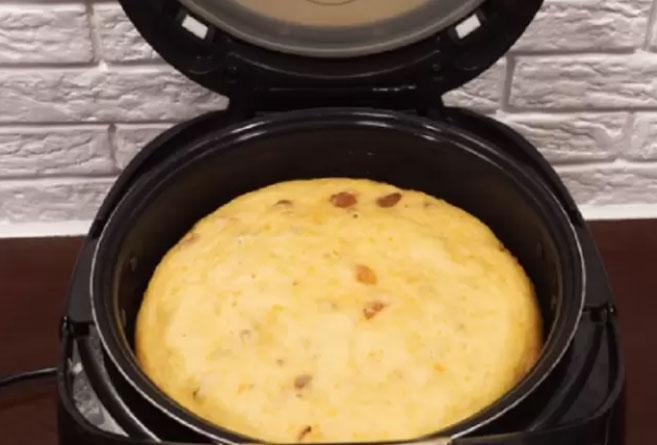 Рецепт паски в мультиварці: приготування десерту без духовки