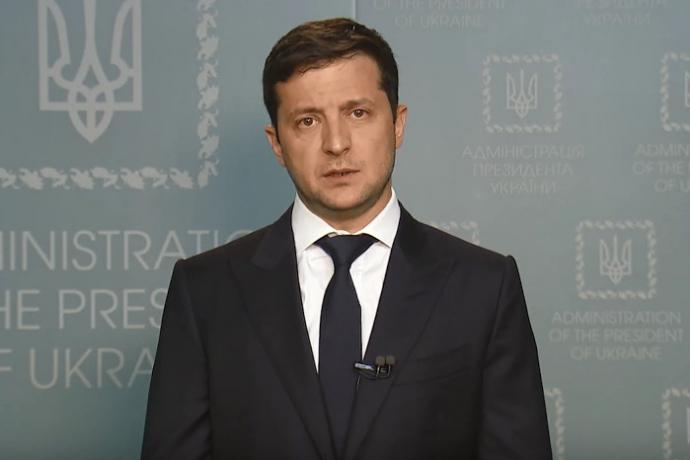 Зеленський: «РФ готова до ескалації на Донбасі, не виключена спроба просування вглиб України»