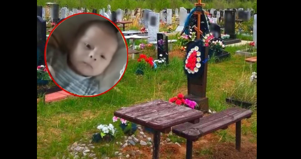 Братика и сестричку похоронили в один день. Погибли от грибной юшки