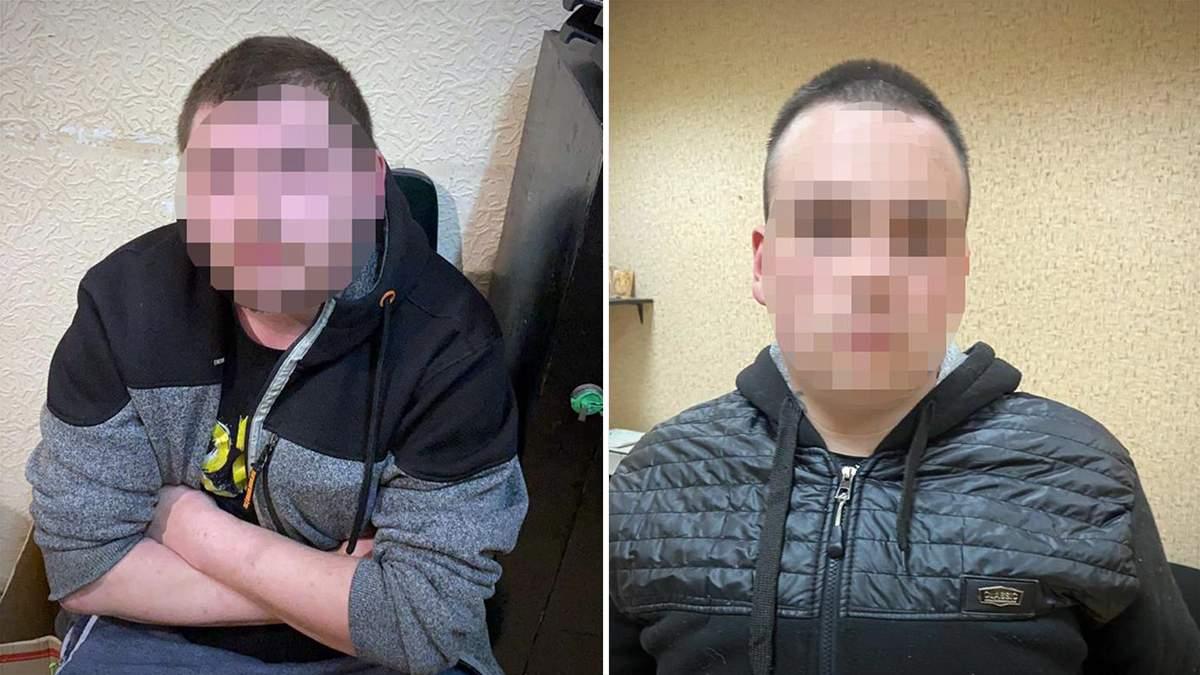 У Києві заживо спалили людину: 2 зловмисників затримали